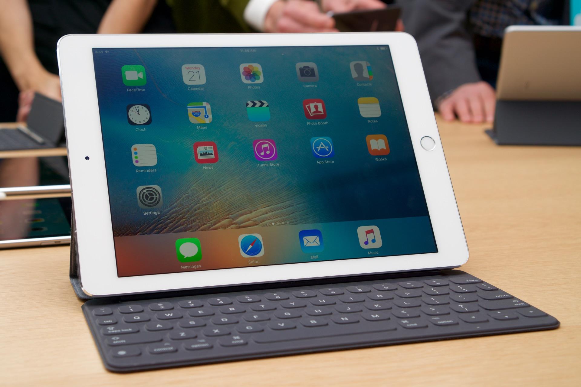 Sửa chữa iPad bị lỗi
