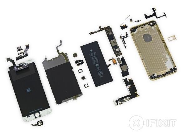 iPhone 6 hàng dựng