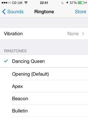 Cài nhạc chuông trên iPhone 6