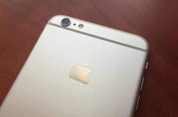 iPhone 6 dễ bị ám màu