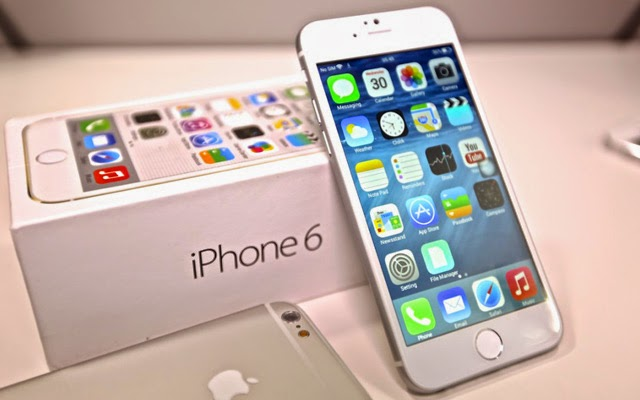 Các lỗi trên iPhone 6