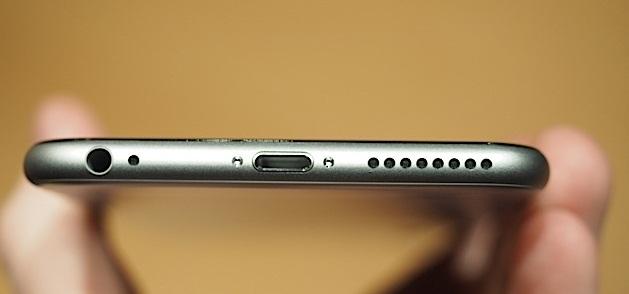 Vệ sinh cổng sạc iPhone 6
