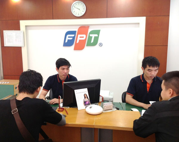 Sữa chữa Macbook tại FPT