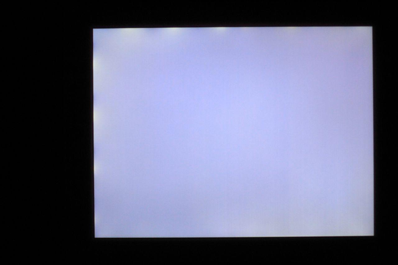 Màn hình iPad bị hở sáng