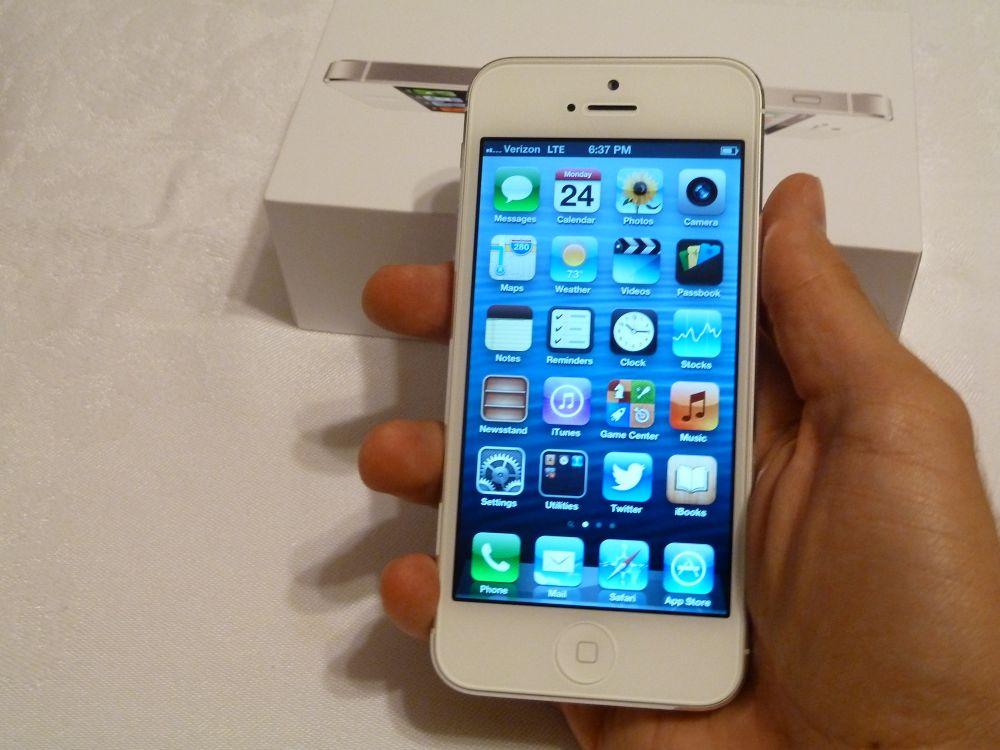 Cách sử dụng iPhone 5 lock cơ bản cho người mới dùng iPhone - 84128